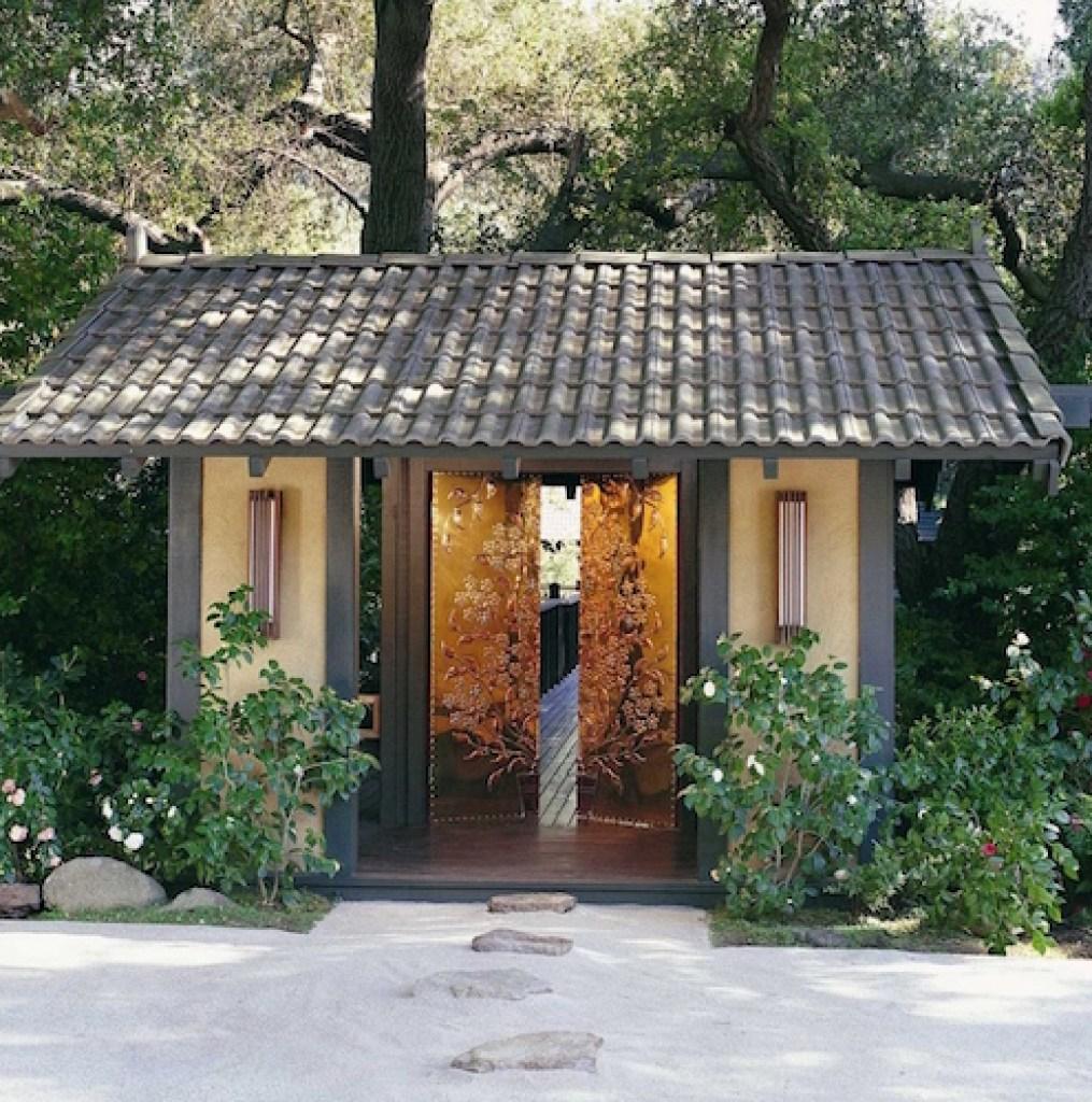 The Golden Door Spa