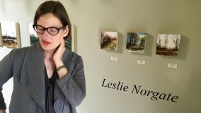 Leslie, Gabriola Island Show 2016