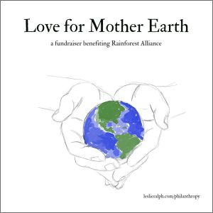 Love & Blessings for Mother Earth