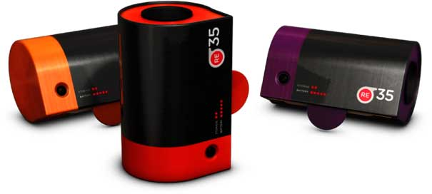 RE-35 digital cartridge