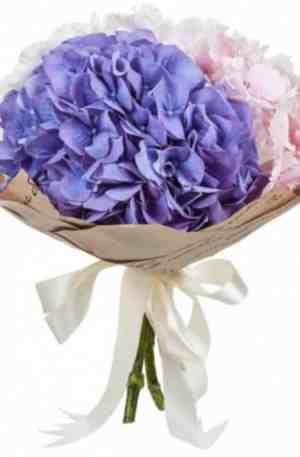 Bouquet d'Hortensia avec les Germinis