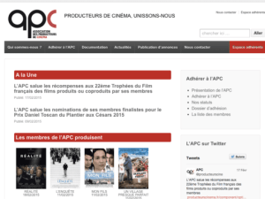 Association des producteurs de cinéma