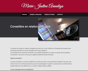 Marie-Justine, conseillère en relation conjugale à Toulouse
