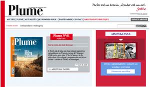 Plume Magazine