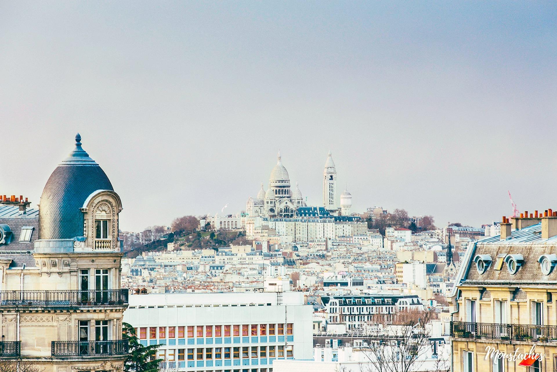 Paris, ce n'est qu'un au revoir.