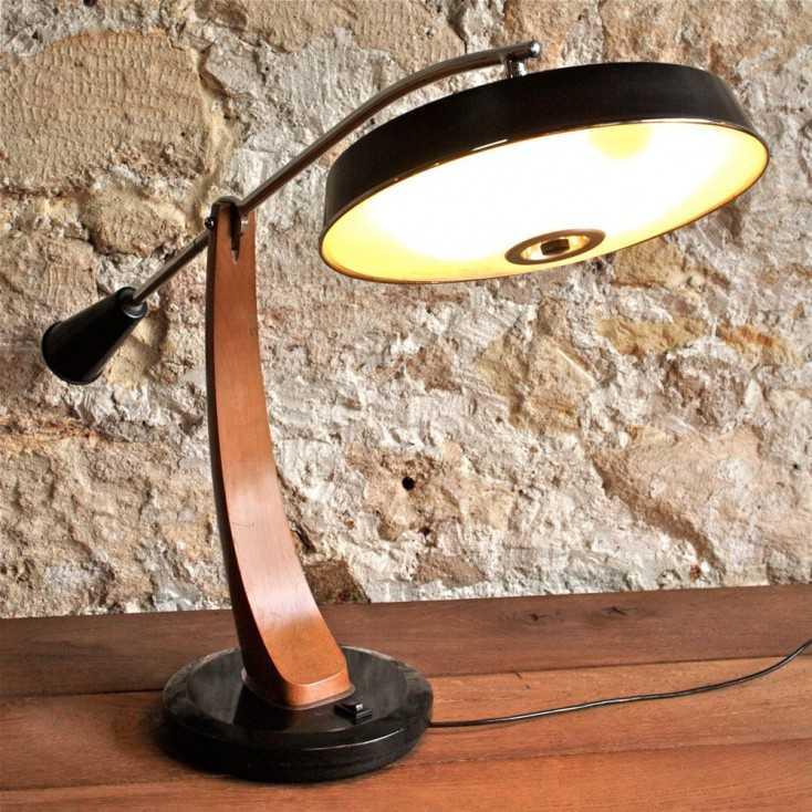 Lampe De Bureau FASE Design 1960 Les Nouveaux Brocanteurs