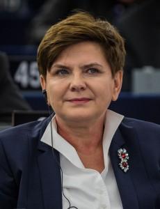 Beata Szydlo, Première ministre polonaise