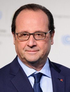 François Hollande via Flickr par COP Paris