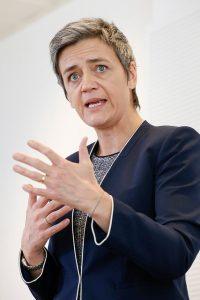 Margrethe Verstager