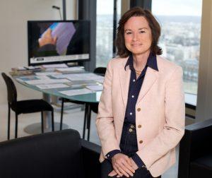 Sylvie Pierre-Brossolette, présidente du groupe de travail 'Droits des femmes' du CSA © Manuelle Toussaint / CSA