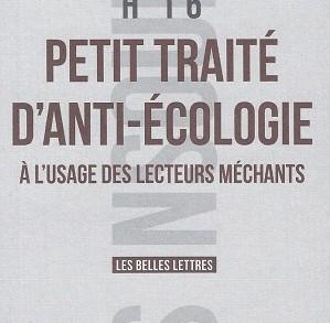 Anti-écologie H16