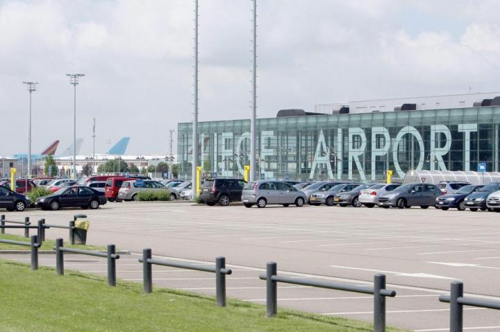 Incendie à Liege Airport: le feu maîtrisé, pas de blessé