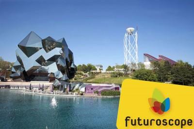 futuroscope poitier information