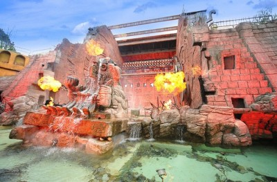 Attractions Phantasialand