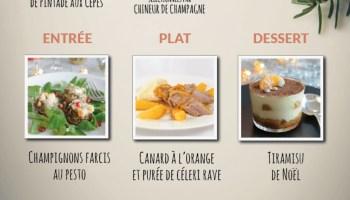 Votre Repas De La Saint Valentin Directement Livré Chez Vous En Un - Cuisiner a domicile et livrer