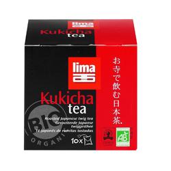 Thé grillé Kukicha de Lima