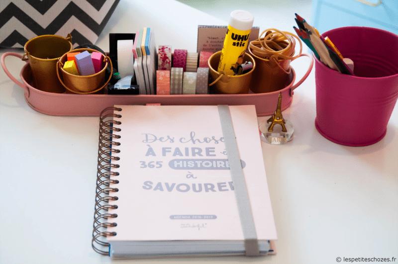 Mon bureau, mon agenda