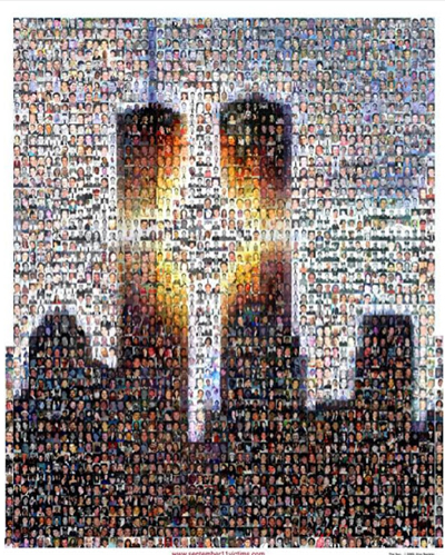 2996 people died on 9 11 — Les Petites Gourmettes