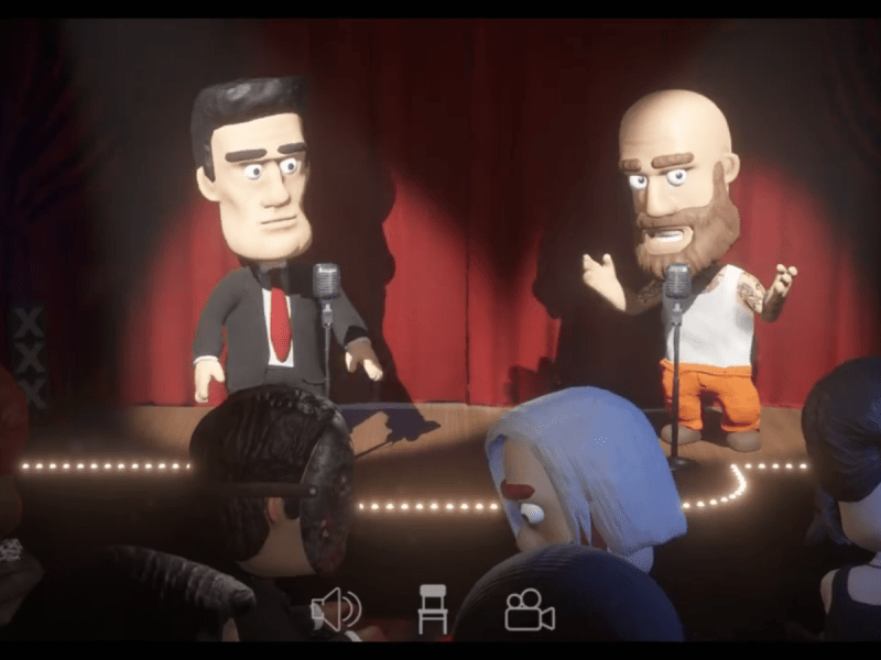 Comedy Night : le nouveau jeu stand-up par Lighthouse Games Studio