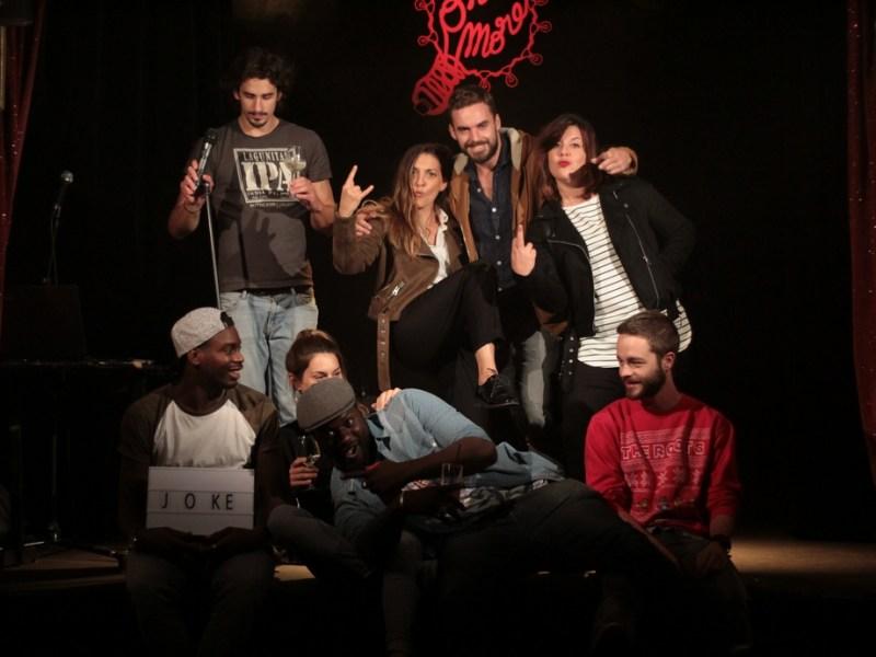 Programmer un comedy club : One More Joke à la Nouvelle Seine - Photo par Betty Durieux