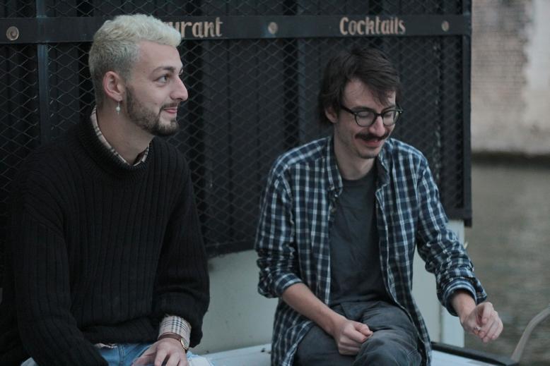 Roman Frayssinet et Joseph Roussin