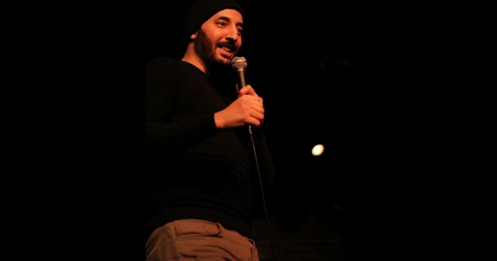 Ahmed Sparrow, découverte humour et stand-up