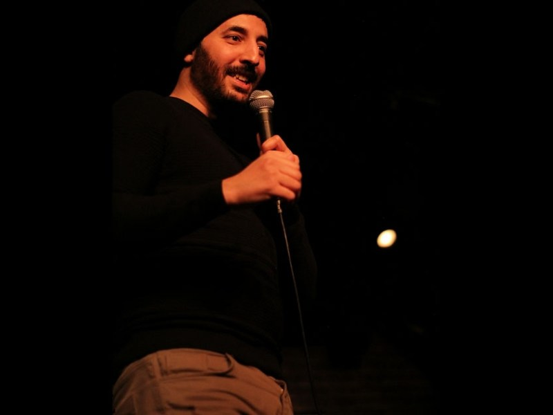Ahmed Sparrow, découverte humour et stand-up