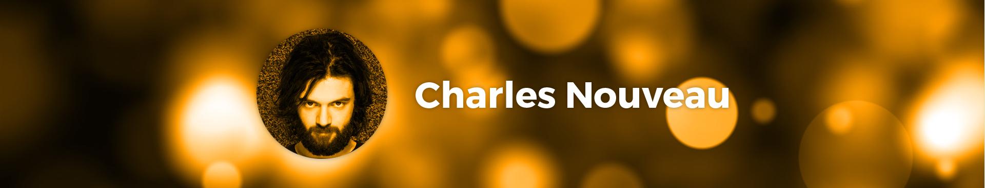 Charles Nouveau, artiste Le Spot du Rire