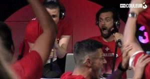 Charles Nouveau et Fantin Moreno commentent la coupe du monde et les matches suisses