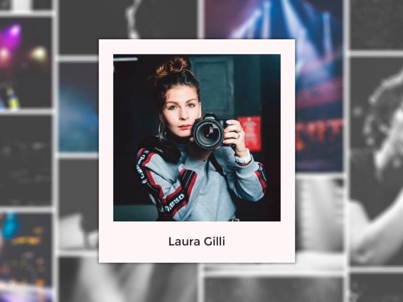 Laura Gilli, photographe humour