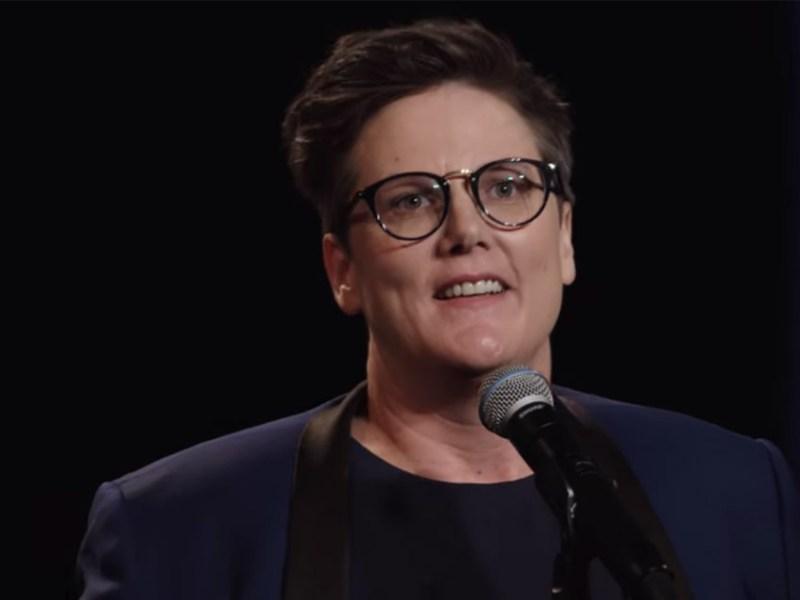 Hannah Gadsby dans Nanette : un stand-up sur Netflix