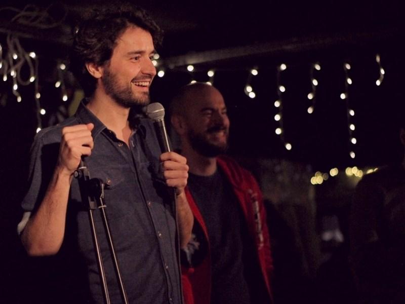Tristan Lucas, artiste et découverte humour sur le spot du rire