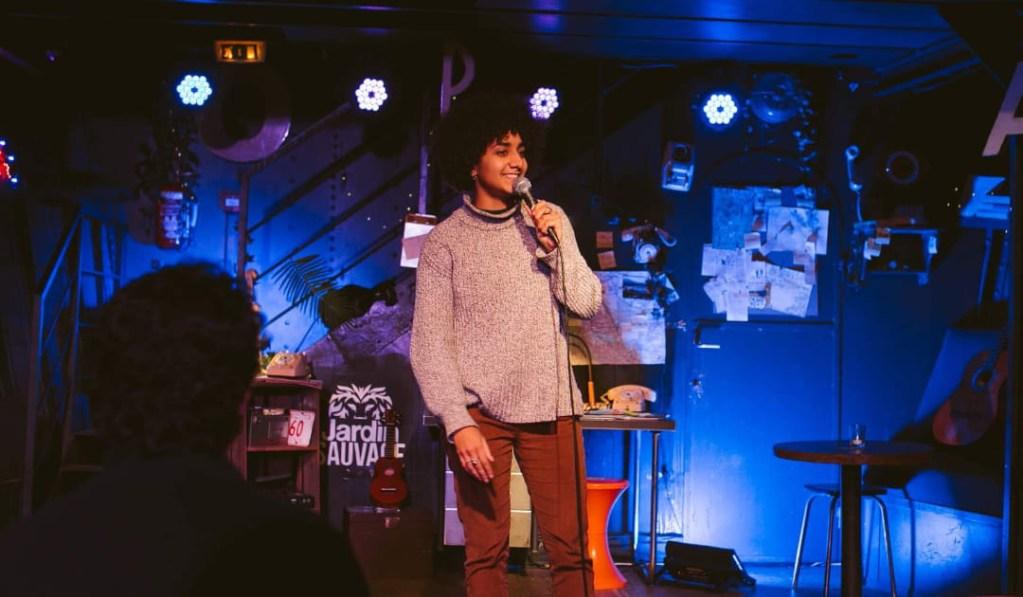 Tahnee, découverte humour et stand-up sur le spot du rire
