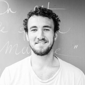 Pierre Thevenoux en interview sur le spot du rire : portrait