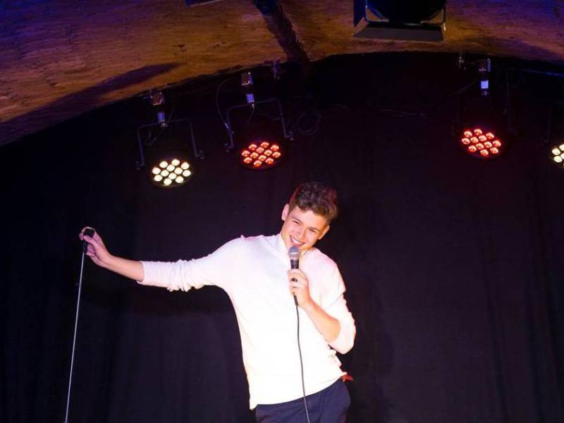 Bruno Peki - Caustic Comedy Night