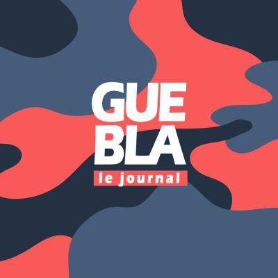 Le journal de la Guebla, podcast de Louis Bolla