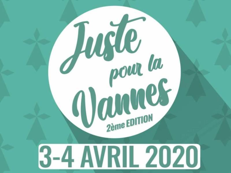 Juste pour la Vannes 2020 : un festival d'humour par les humoristes, pour les humoristes