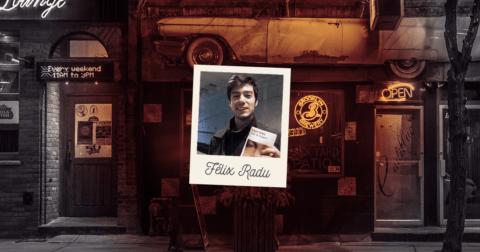 Interview de Félix Radu, artiste de seul-en-scène