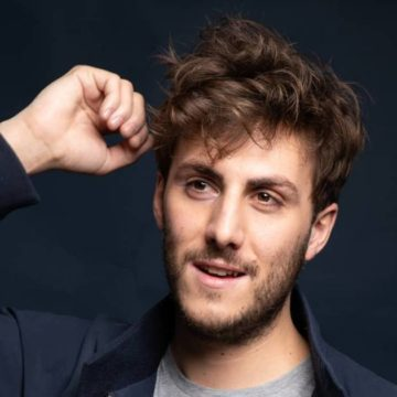 Clément K, découverte humour et stand-up sur le spot du rire
