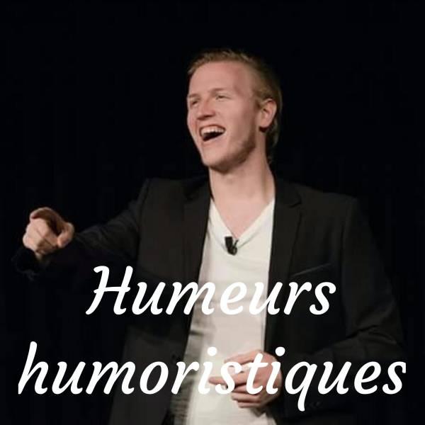 Humeurs humoristiques : podcast d'interviews de la scène humour belge