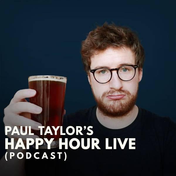Paul Taylor's Happy Hour Live podcast : retrouvez ses lives en podcast