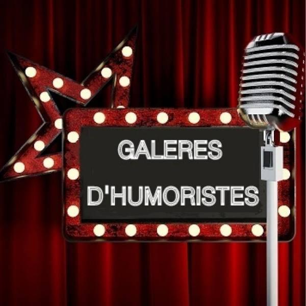 Galères d'humoristes - le podcast de Sofiane Ettaï