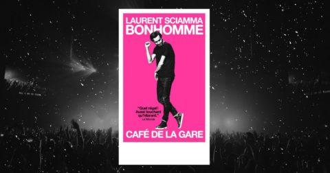 Bonhomme : affiche du spectacle de Laurent Sciamma