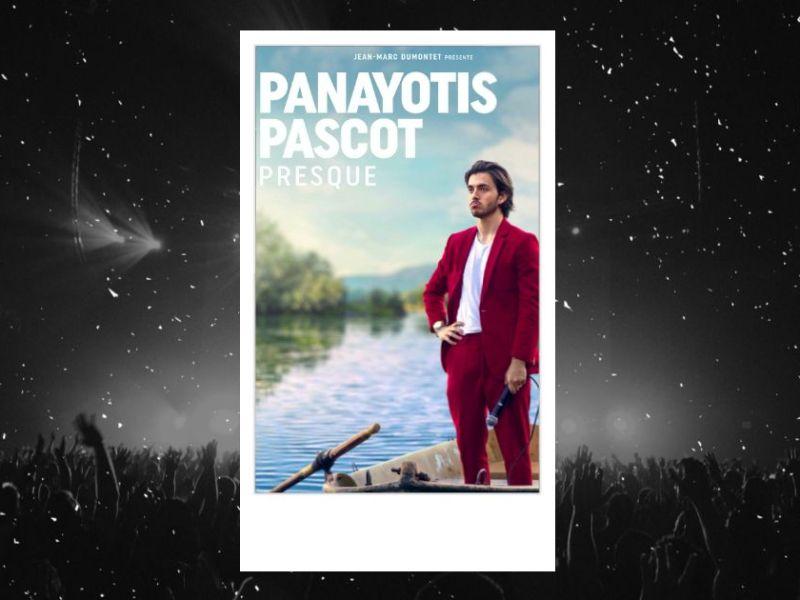 Presque : affiche du spectacle de Panayotis