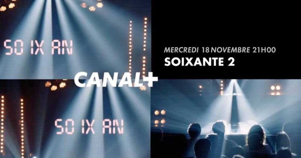Soixante 2 avec Kyan Khojandi : capture d'écran de la bande annonce de Canal +