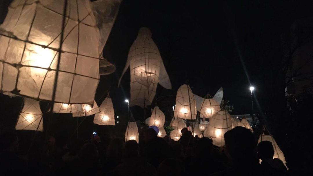 Les lanternes… Dans le Sud et encore plus loin
