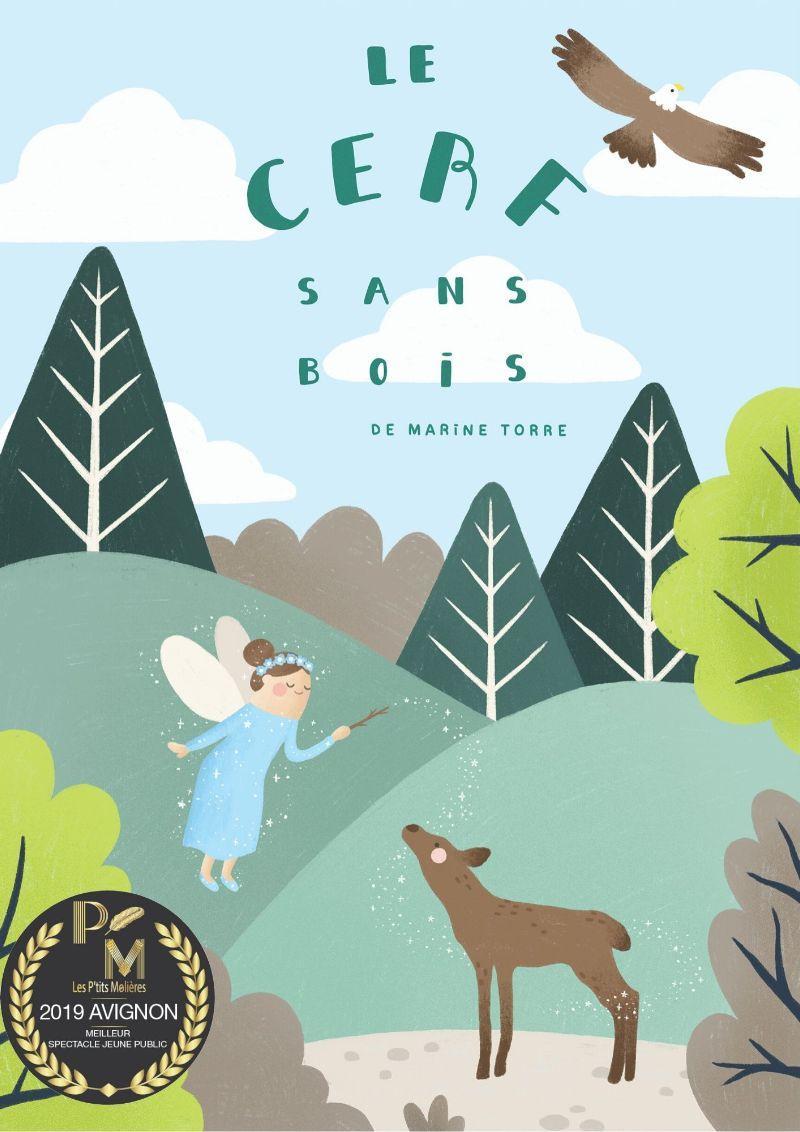LE CERF SANS BOIS  // VENDREDI 24 JUILLET À 16H30