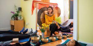 Voyage Sonore avec les bols tibétains à Strasbourg (67) @ Centre Prana Strasbourg