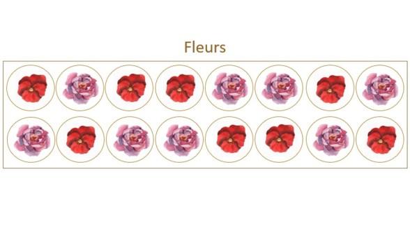 Les Prodigieux  Fleurs x16
