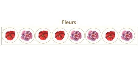 Les Prodigieux  Fleurs x8